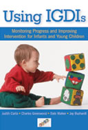 Purchase the book on using the IGDIs. Image hyperlink leads to Brookes Publishing website.